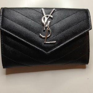 Yves Saint Laurent Bags Ysl Monogram Envelope Chain